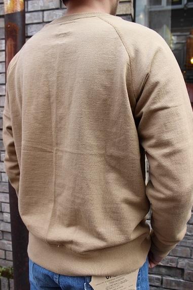 "「RIDING HIGH」 日本屈指の技 \""ハンドル刺繍\"" を施したスウェットアイテムご紹介_f0191324_08400970.jpg"