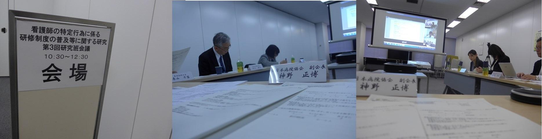 厚生労働科学研究神野班会議_b0115629_00132097.jpg