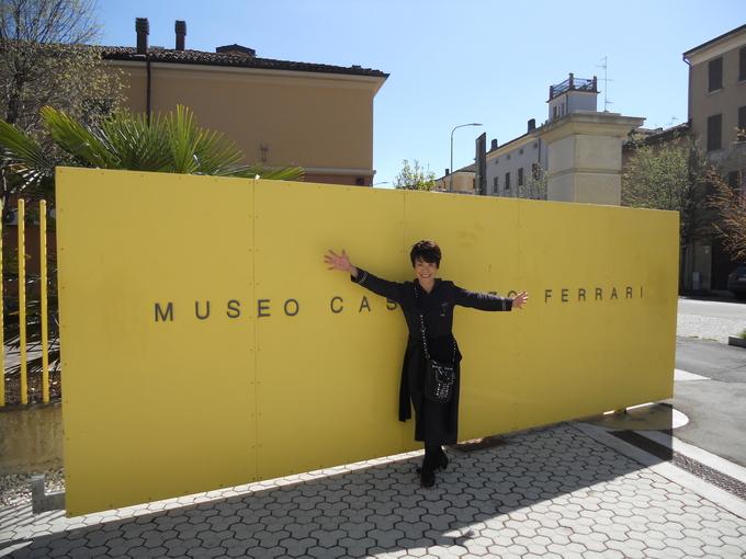 エンツォ・フェッラーリの生まれた町モデナ_f0172744_063079.jpg