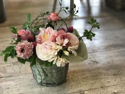 花束、アレンジ・・・花は門出に花を添えてくれます・・_b0137969_00284518.jpg