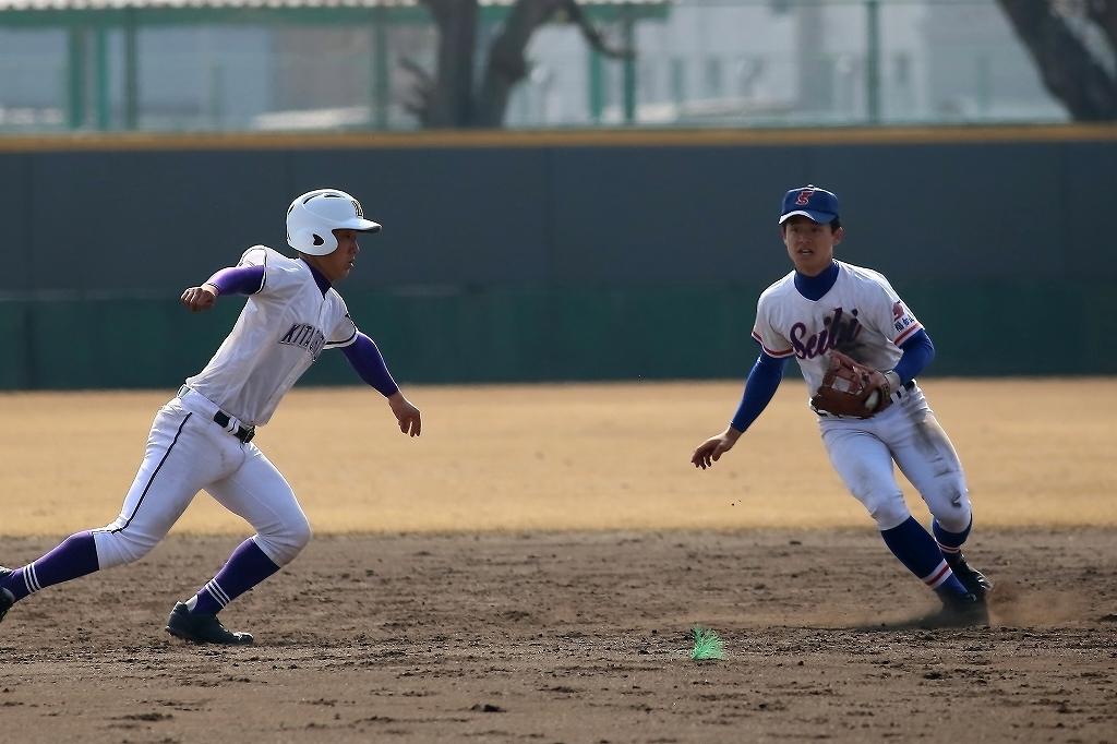 練習試合 福知山成美vs北大津2_a0170082_8225685.jpg
