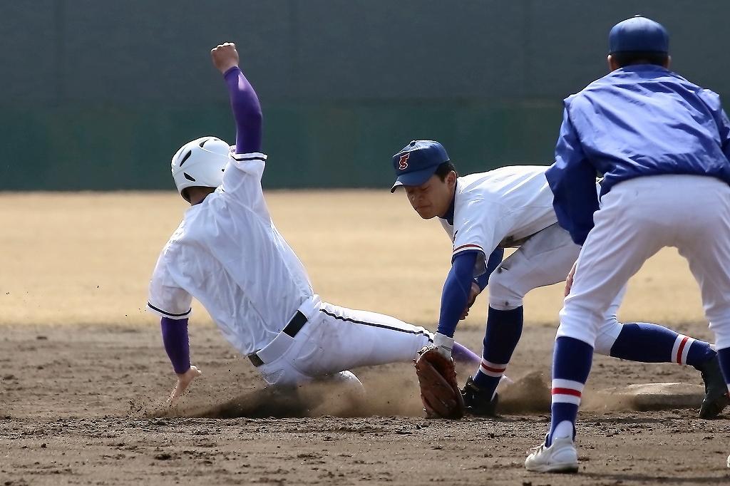 練習試合 福知山成美vs北大津2_a0170082_823975.jpg