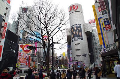 3月31日(金)今日の渋谷109前交差点_b0056983_13113502.jpg