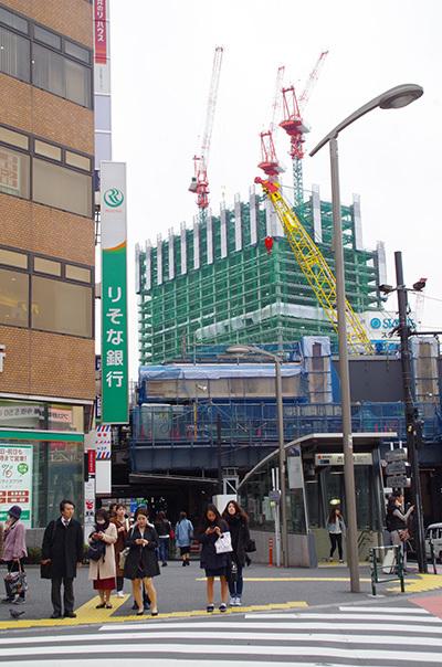 3月31日(金)今日の渋谷109前交差点_b0056983_13183822.jpg