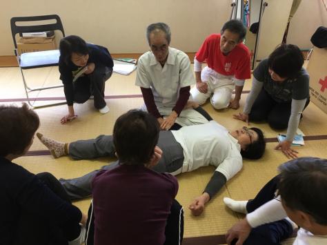2017・3・21 日本赤十字社 東京支部にて。_a0112393_14583115.jpg