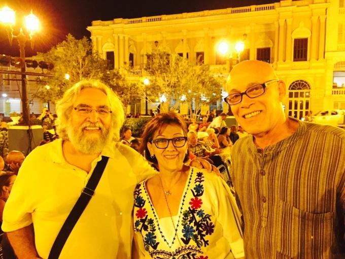 ペドロ・ルイス・フェレールさん #キューバ音楽_a0103940_11294886.jpg