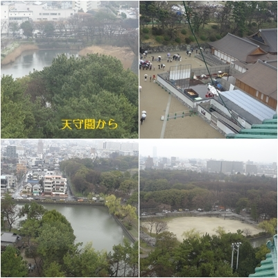 熱田神宮と名古屋城_a0084343_16085398.jpg
