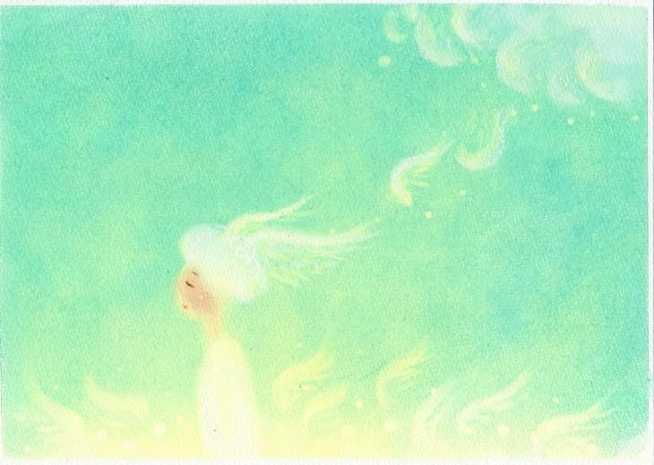 絵本~「雲からの贈りもの」P17~P19_f0183846_09175327.jpg