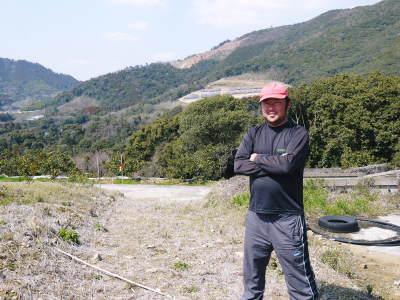 山鹿のみかん 社方園 山を開いて新たなみかんの果樹を植える!夢を追う匠の話!(その2)_a0254656_17035882.jpg