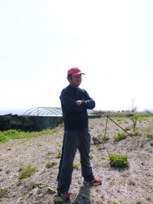 山鹿のみかん 社方園 山を開いて新たなみかんの果樹を植える!夢を追う匠の話!(その2)_a0254656_18375383.jpg