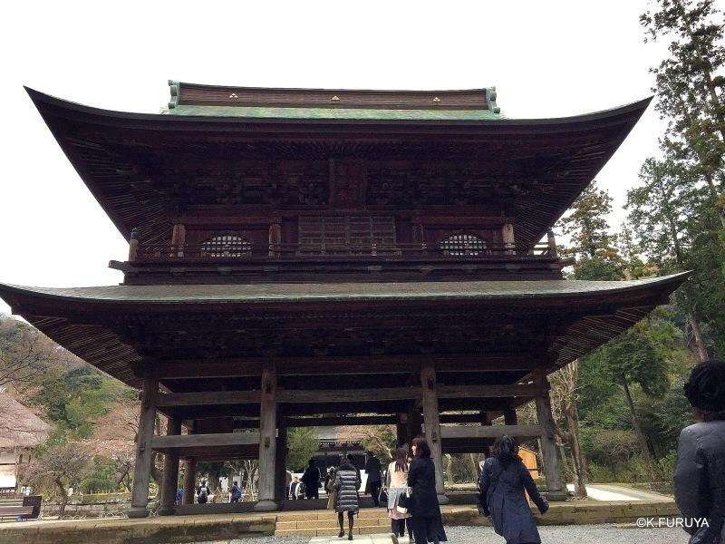 ☂ 雨の鎌倉散策 ☂ 円覚寺 其の壱_a0092659_17582241.jpg