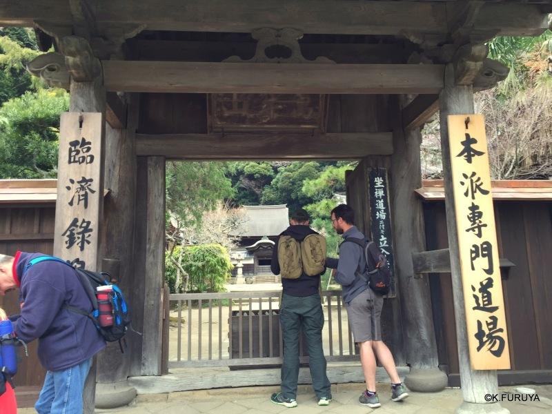☂ 雨の鎌倉散策 ☂ 円覚寺 其の壱_a0092659_21535471.jpg
