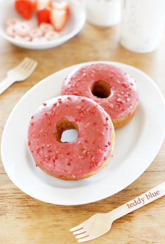 Spring doughnut time! ドーナッツで春気分!_e0253364_11210685.jpg