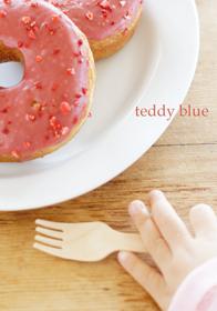 Spring doughnut time! ドーナッツで春気分!_e0253364_13184020.jpg