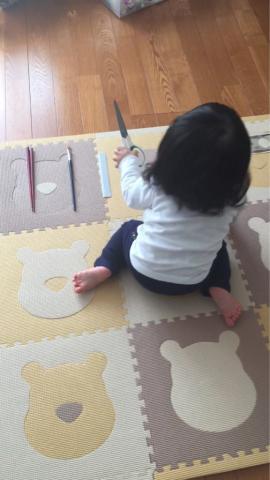 1歳になりました(^^)_b0353878_22591452.jpg