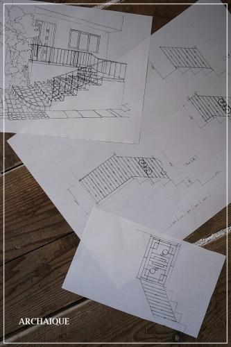 ** ガーデンデザイン **_c0207890_14184345.jpg