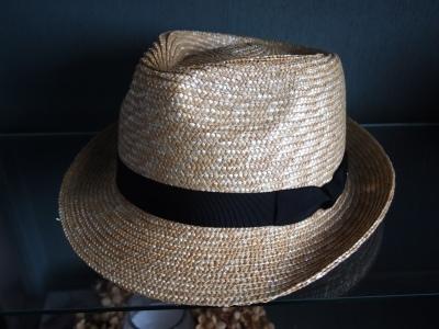 4/2  田中帽子店の麦わら帽子入荷しました_f0325437_15254601.jpg