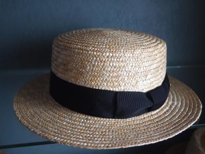 4/2  田中帽子店の麦わら帽子入荷しました_f0325437_15254631.jpg