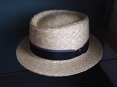 4/2  田中帽子店の麦わら帽子入荷しました_f0325437_15254660.jpg
