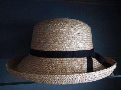 4/2  田中帽子店の麦わら帽子入荷しました_f0325437_15254667.jpg