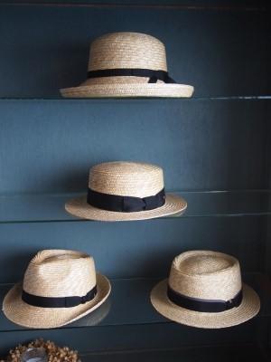 4/2  田中帽子店の麦わら帽子入荷しました_f0325437_15254754.jpg