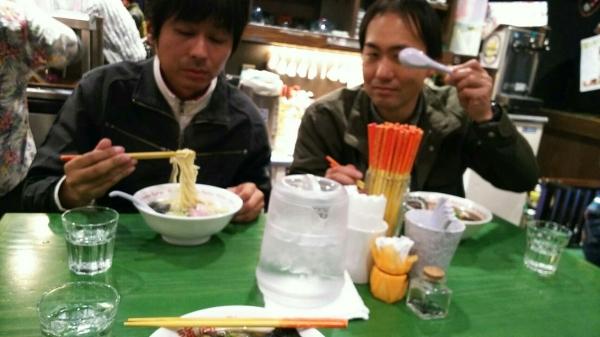 4/1(土)  新横浜ラーメン博物館へ_a0272042_23235897.jpg