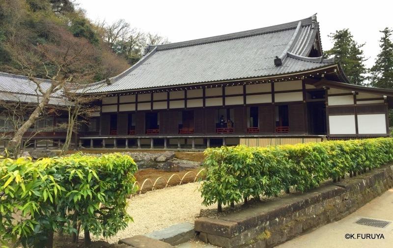 ☂ 雨の鎌倉散策 ☂ 円覚寺 其の弐_a0092659_00592405.jpg