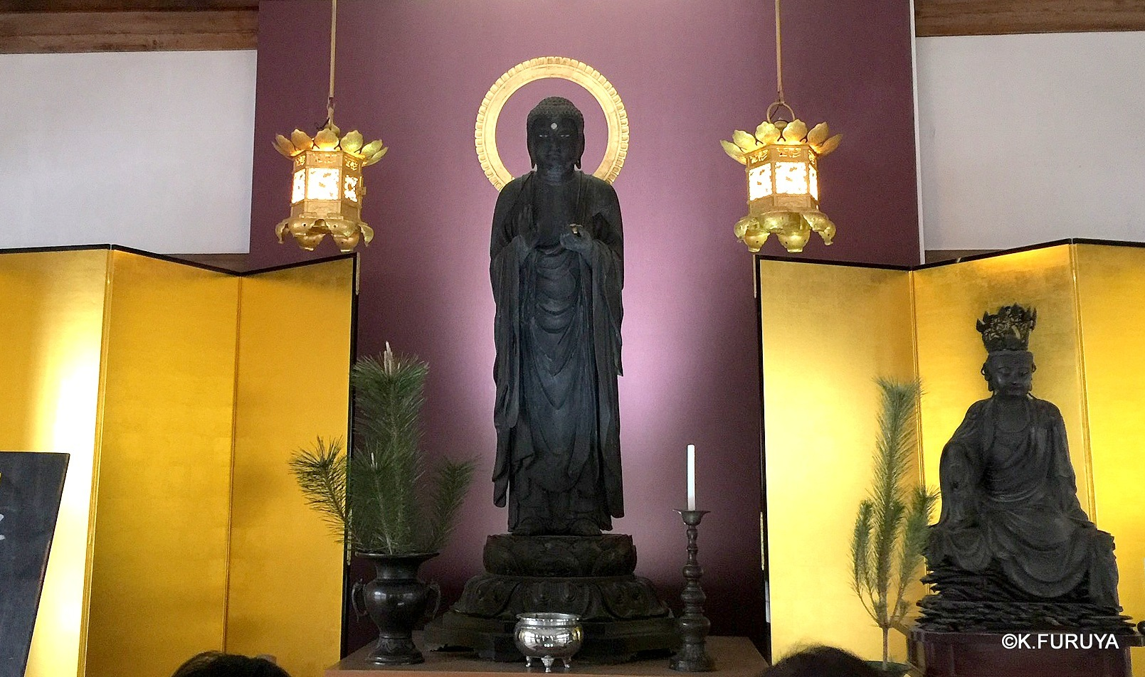 ☂ 雨の鎌倉散策 ☂ 円覚寺 其の弐_a0092659_15152468.jpg