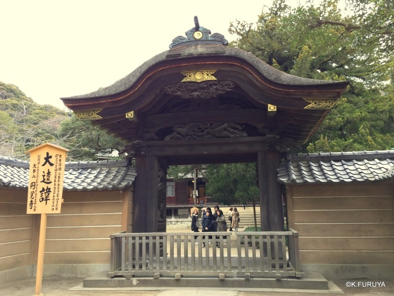 ☂ 雨の鎌倉散策 ☂ 円覚寺 其の弐_a0092659_16304726.jpg