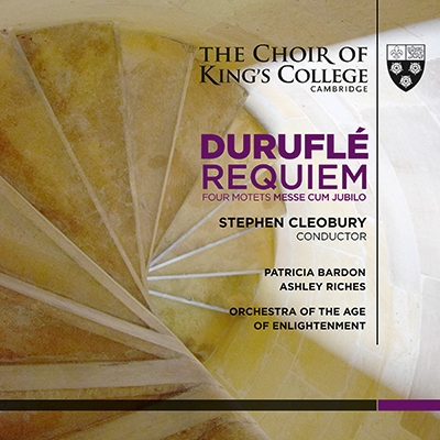 Duruflé: Requiem@The Choir of King\'s College Cambridge_c0146875_13173850.jpg