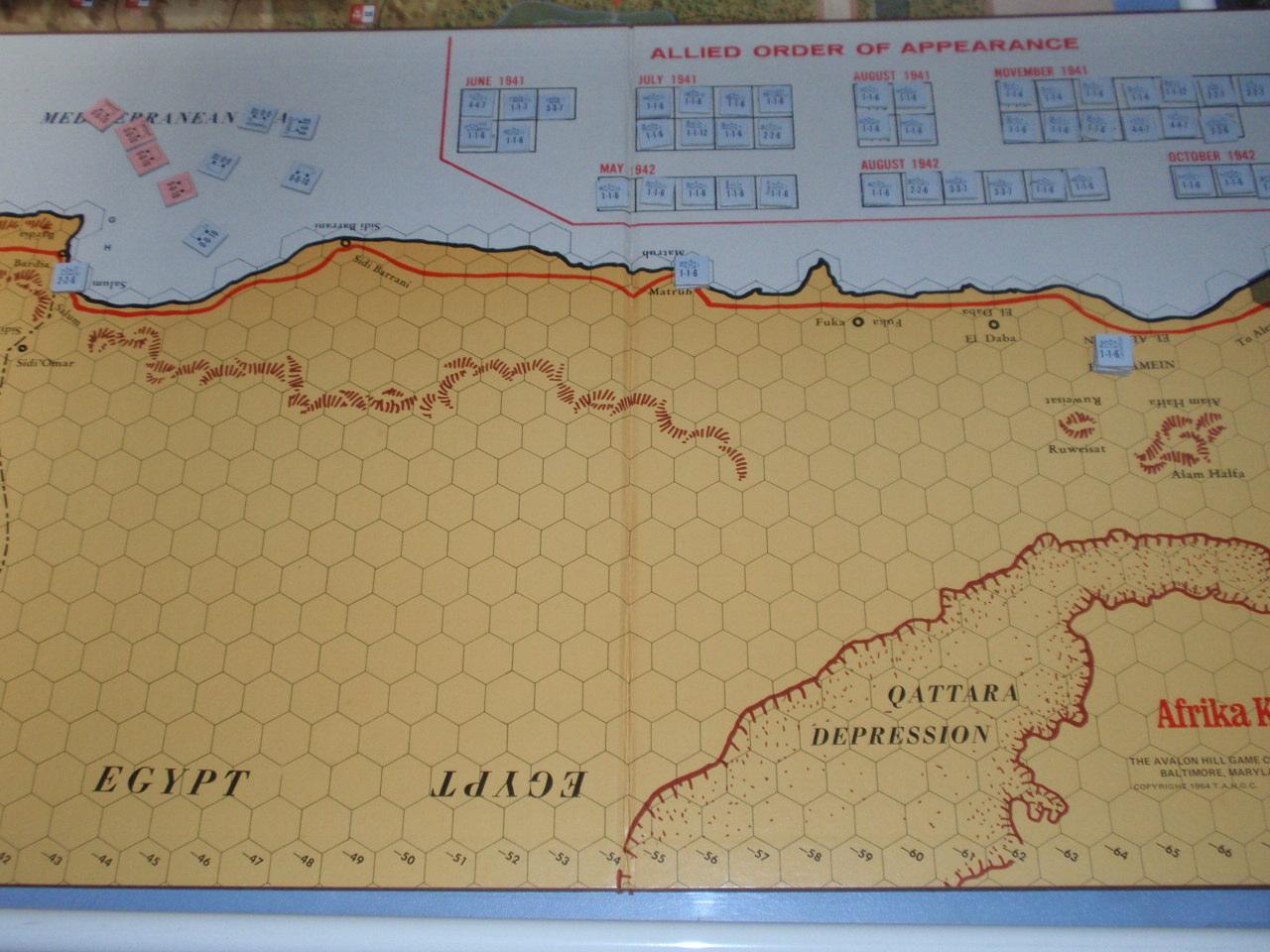 AH「Afrika Korps(ドイツアフリカ軍団)」をソロプレイ①_b0162202_20394517.jpg