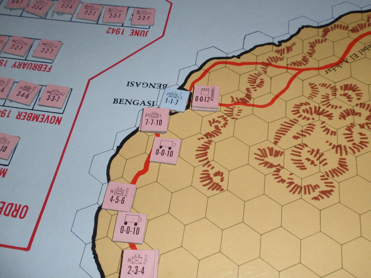AH「Afrika Korps(ドイツアフリカ軍団)」をソロプレイ①_b0162202_20395515.jpg