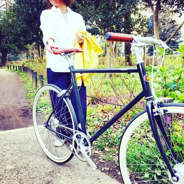試乗キャンペーン tokyobike 「TEST RIDE」 トーキョーバイク・試乗会 おしゃれ自転車 自転車女子 自転車ガール クロスバイク リピトデザイン_b0212032_21144424.jpg
