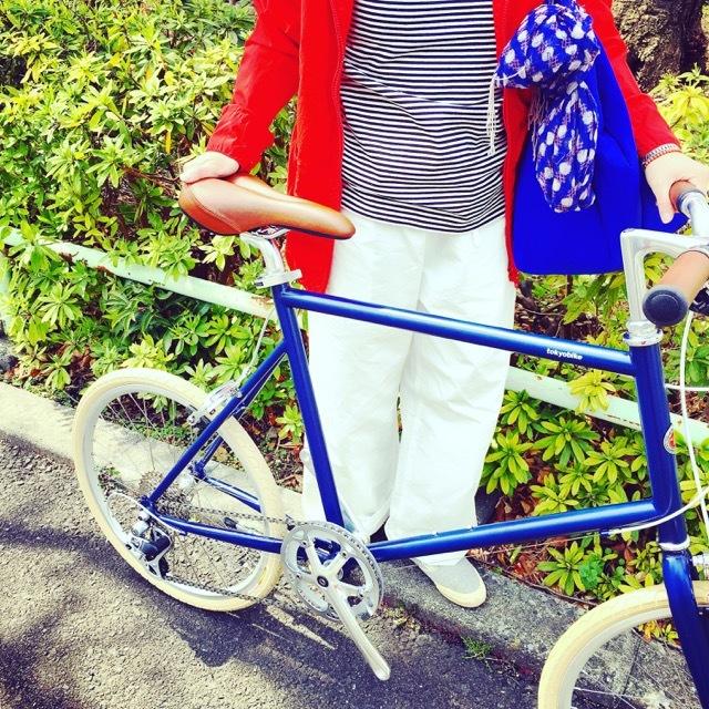 試乗キャンペーン tokyobike 「TEST RIDE」 トーキョーバイク・試乗会 おしゃれ自転車 自転車女子 自転車ガール クロスバイク リピトデザイン_b0212032_21153478.jpg