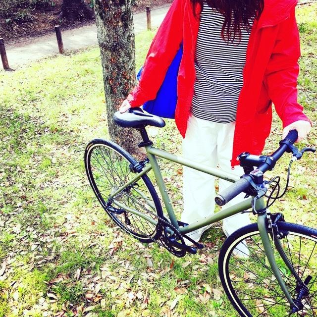 試乗キャンペーン tokyobike 「TEST RIDE」 トーキョーバイク・試乗会 おしゃれ自転車 自転車女子 自転車ガール クロスバイク リピトデザイン_b0212032_21165114.jpg
