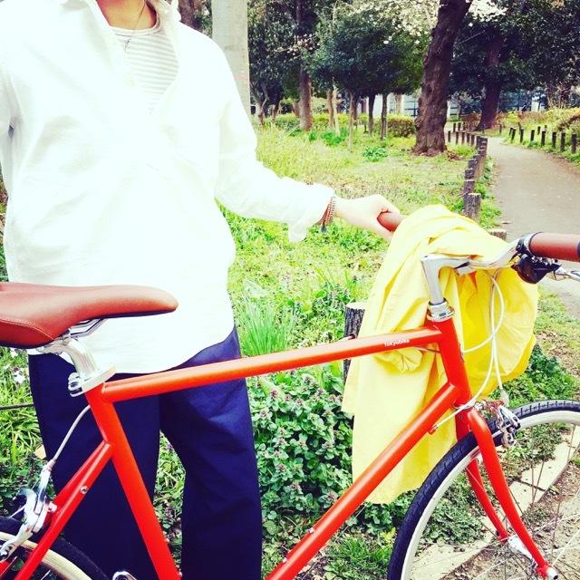 試乗キャンペーン tokyobike 「TEST RIDE」 トーキョーバイク・試乗会 おしゃれ自転車 自転車女子 自転車ガール クロスバイク リピトデザイン_b0212032_21211472.jpg