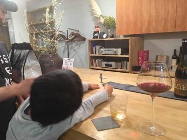本日のグラスワイン&もろもろ_a0114049_14580026.jpg