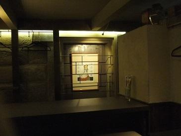 藤田嗣治の版画があるワインバー「ゴンチッカ (Gonticca)」このお店行きました。_f0362073_20522347.jpg