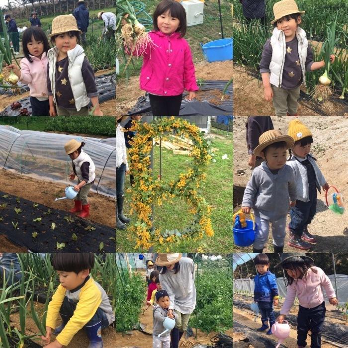 春の植え付けデー at Bliss  Farm Minou_c0116778_23201716.jpg
