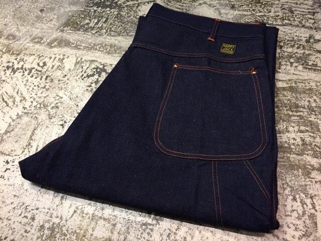 "4月5日(水)大阪店ヴィンテージ入荷!#2 Work編!!NOS 50\'s ""HAPPY JACK\""Vintage Denim Painter!!_c0078587_12441277.jpg"