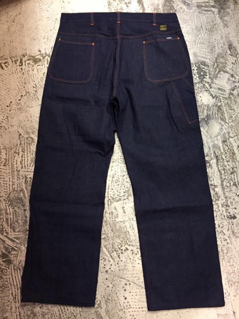 "4月5日(水)大阪店ヴィンテージ入荷!#2 Work編!!NOS 50\'s ""HAPPY JACK\""Vintage Denim Painter!!_c0078587_1244298.jpg"