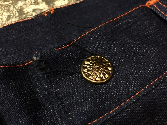 "4月5日(水)大阪店ヴィンテージ入荷!#2 Work編!!NOS 50\'s ""HAPPY JACK\""Vintage Denim Painter!!_c0078587_12454366.jpg"