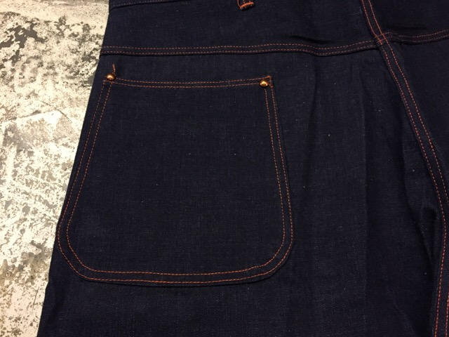 "4月5日(水)大阪店ヴィンテージ入荷!#2 Work編!!NOS 50\'s ""HAPPY JACK\""Vintage Denim Painter!!_c0078587_12495472.jpg"