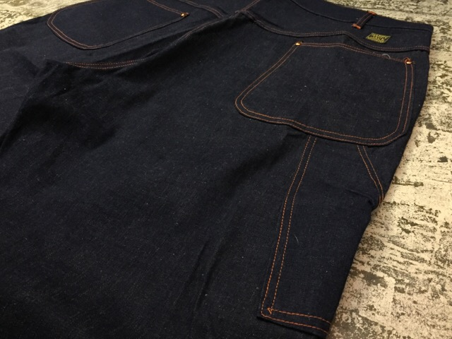 "4月5日(水)大阪店ヴィンテージ入荷!#2 Work編!!NOS 50\'s ""HAPPY JACK\""Vintage Denim Painter!!_c0078587_12501148.jpg"