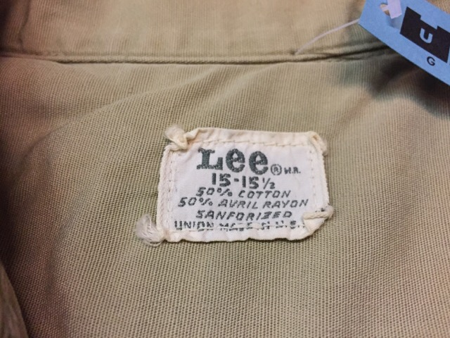 "4月5日(水)大阪店ヴィンテージ入荷!#2 Work編!!NOS 50\'s ""HAPPY JACK\""Vintage Denim Painter!!_c0078587_12521480.jpg"