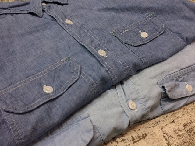 "4月5日(水)大阪店ヴィンテージ入荷!#2 Work編!!NOS 50\'s ""HAPPY JACK\""Vintage Denim Painter!!_c0078587_13161245.jpg"