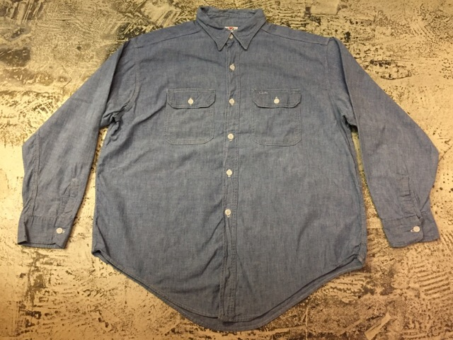 "4月5日(水)大阪店ヴィンテージ入荷!#2 Work編!!NOS 50\'s ""HAPPY JACK\""Vintage Denim Painter!!_c0078587_13162529.jpg"