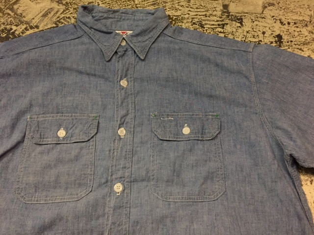 "4月5日(水)大阪店ヴィンテージ入荷!#2 Work編!!NOS 50\'s ""HAPPY JACK\""Vintage Denim Painter!!_c0078587_1317038.jpg"
