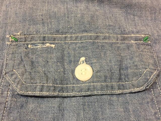 "4月5日(水)大阪店ヴィンテージ入荷!#2 Work編!!NOS 50\'s ""HAPPY JACK\""Vintage Denim Painter!!_c0078587_13174269.jpg"