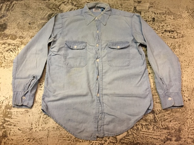 "4月5日(水)大阪店ヴィンテージ入荷!#2 Work編!!NOS 50\'s ""HAPPY JACK\""Vintage Denim Painter!!_c0078587_13182618.jpg"